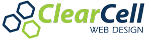Clearcell web design logo